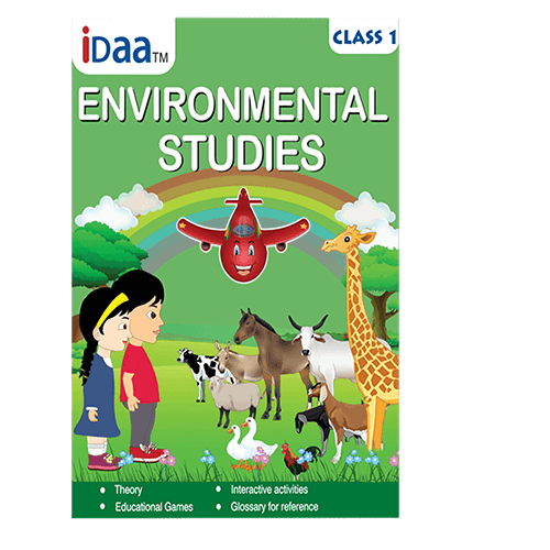 E-Book for Class 2 ENVIRONMENTAL STUDIES on CBSE Syllabus