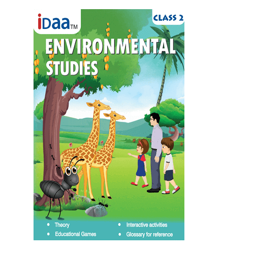 E-Book for Class 2 ENVIRONMENTAL STUDIES on CBSE Syllabus