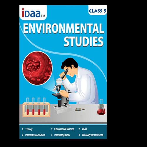 E-Book for Class 5 ENVIRONMENTAL STUDIES on CBSE Syllabus